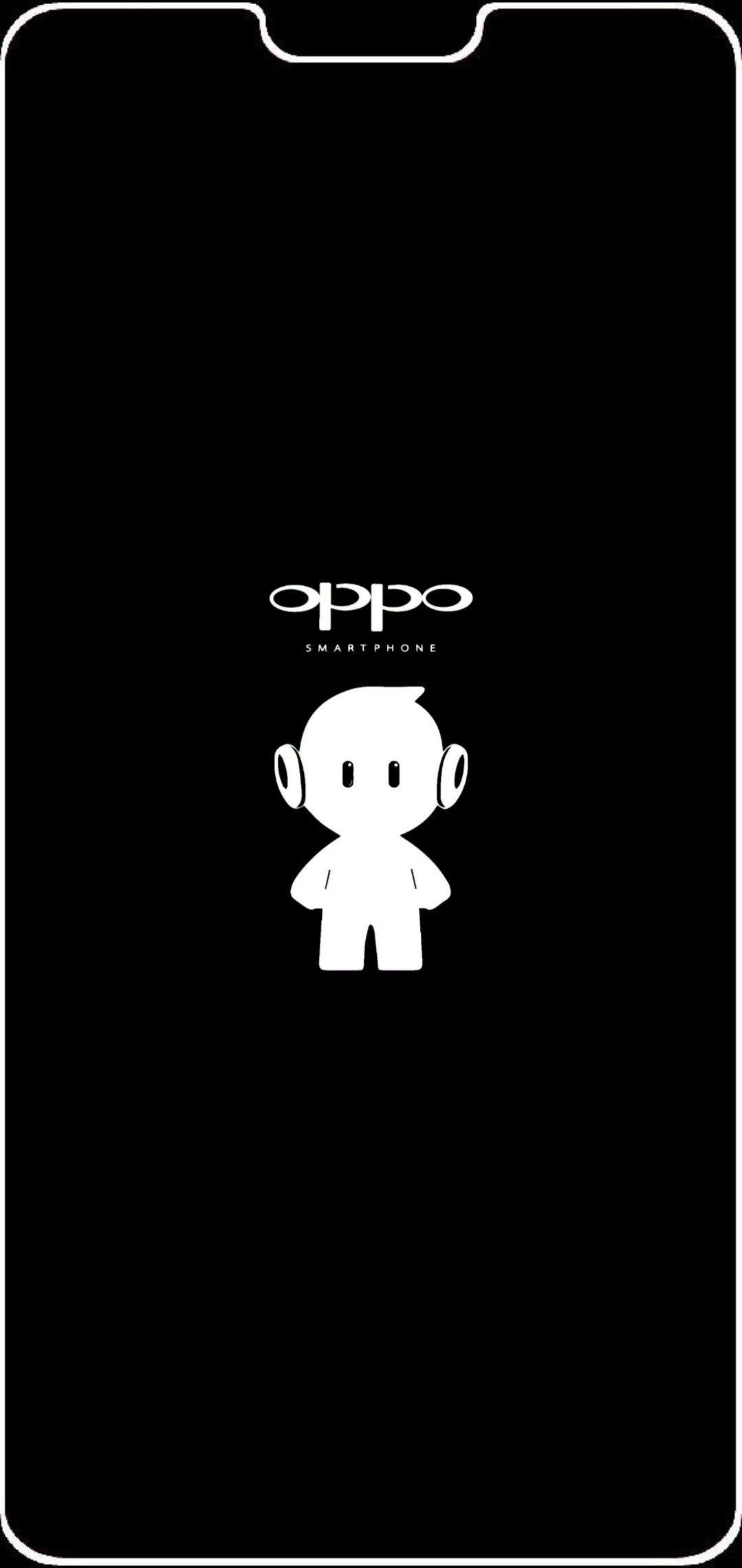 Oppo Black And White 1080x2280 Wallpaper Ponsel Fotografi Ponsel