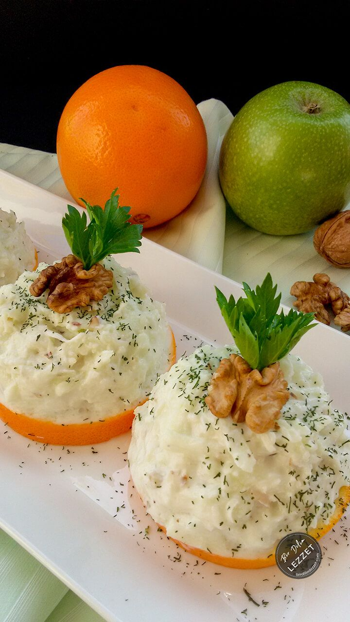 Mısırlı Kereviz Salatası Tarifi – Salata Tarifleri