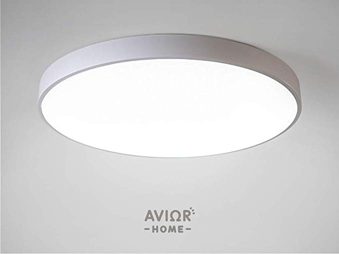Avior Home 48 W Dimmbare Led Deckenlampe Deckenleuchte Pastell