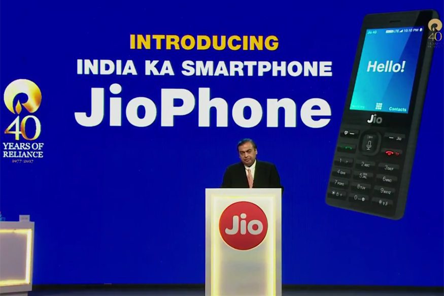 Jio Phone Booking Page How to book Jio 4g Mobile online