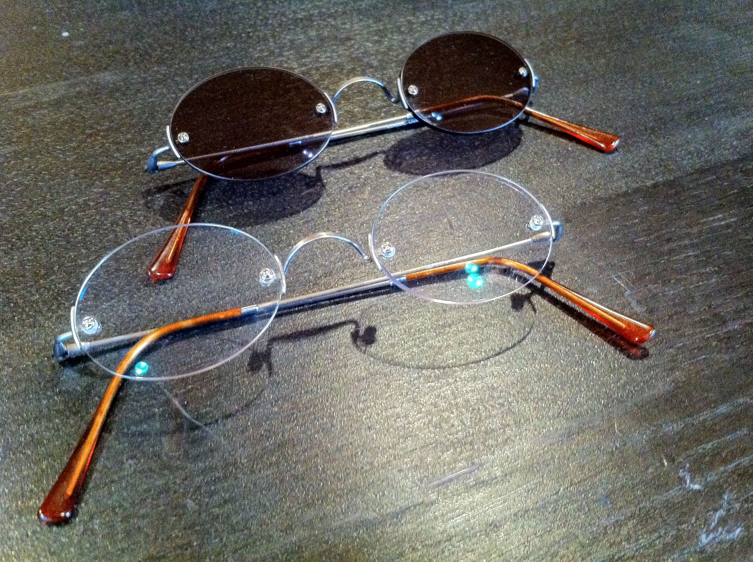 My beloved original Lunor Classic Oval glasses in PPs and AS. Steve ...