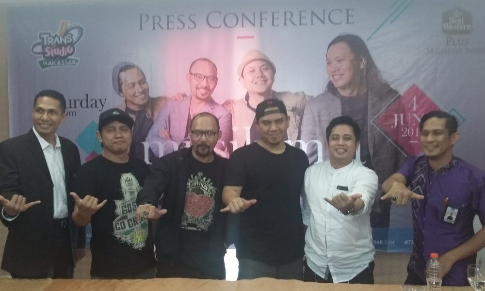 Besok Musikimia Live In Concert di Trans Studio Makassar