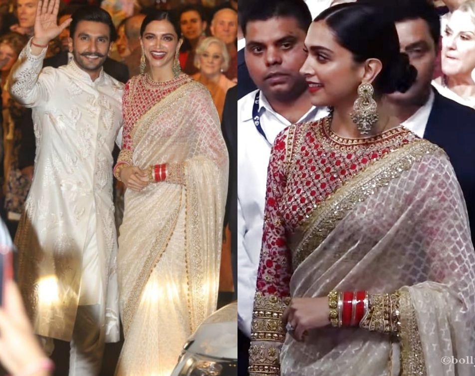Deepika Padukone Saree Looks Deepika S Latest Sarees 2019 Deepika Padukone Saree Saree Look Saree
