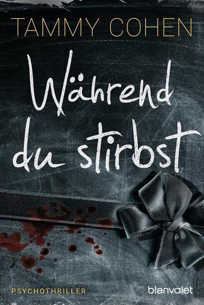 """Otto W #CybookReads ich lese """" Während du stirbst """" von Tammy Cohen :)"""