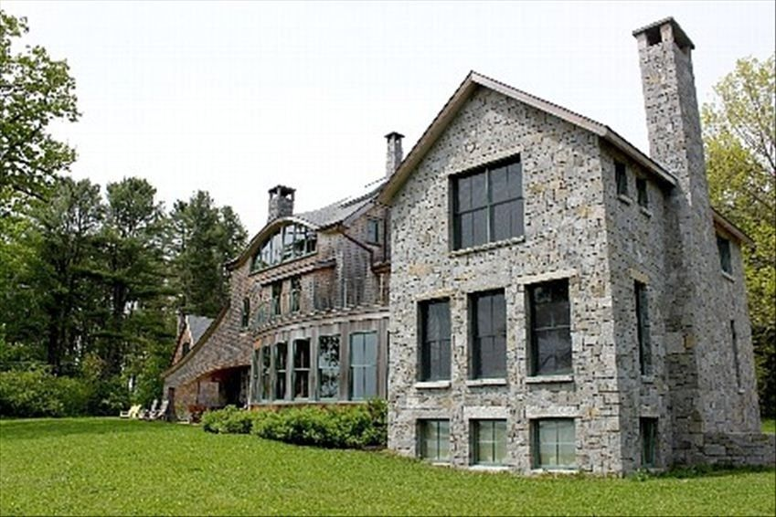 Freeport House Rental Alluring Oceanfront Luxury A Captivating Maine Seaside
