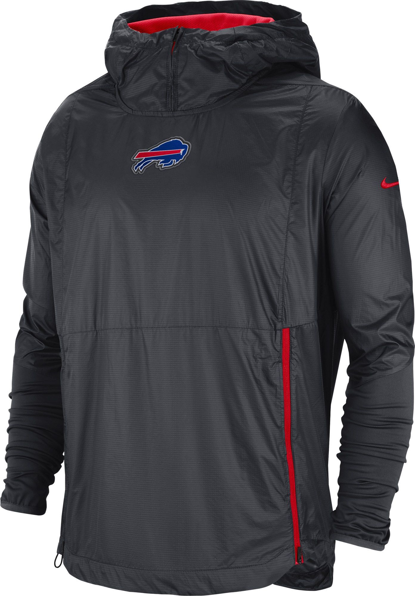e08fdb619332 Nike Men s Los Angeles Chargers Lightweight Alpha Fly Rush Jacket - Blue M