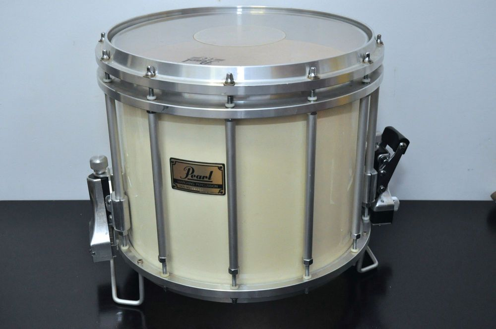 Vintage Pearl FFX 14x12 Marching Percussion Snare Drum