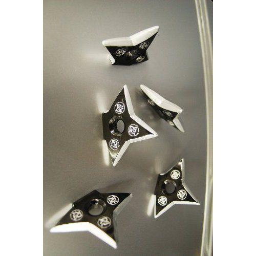 Ninja Pro Throwing Star/Shuriken Magnet- x5 PIECE ($30)
