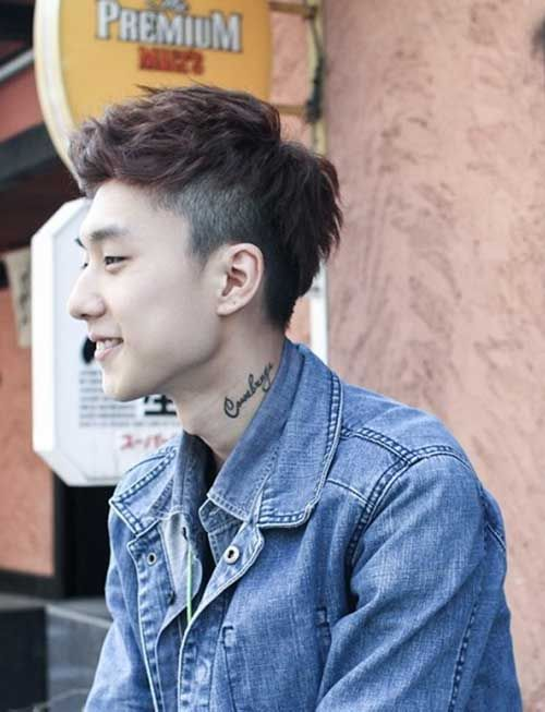 15 Best Brief Asian Hairstyles Guys