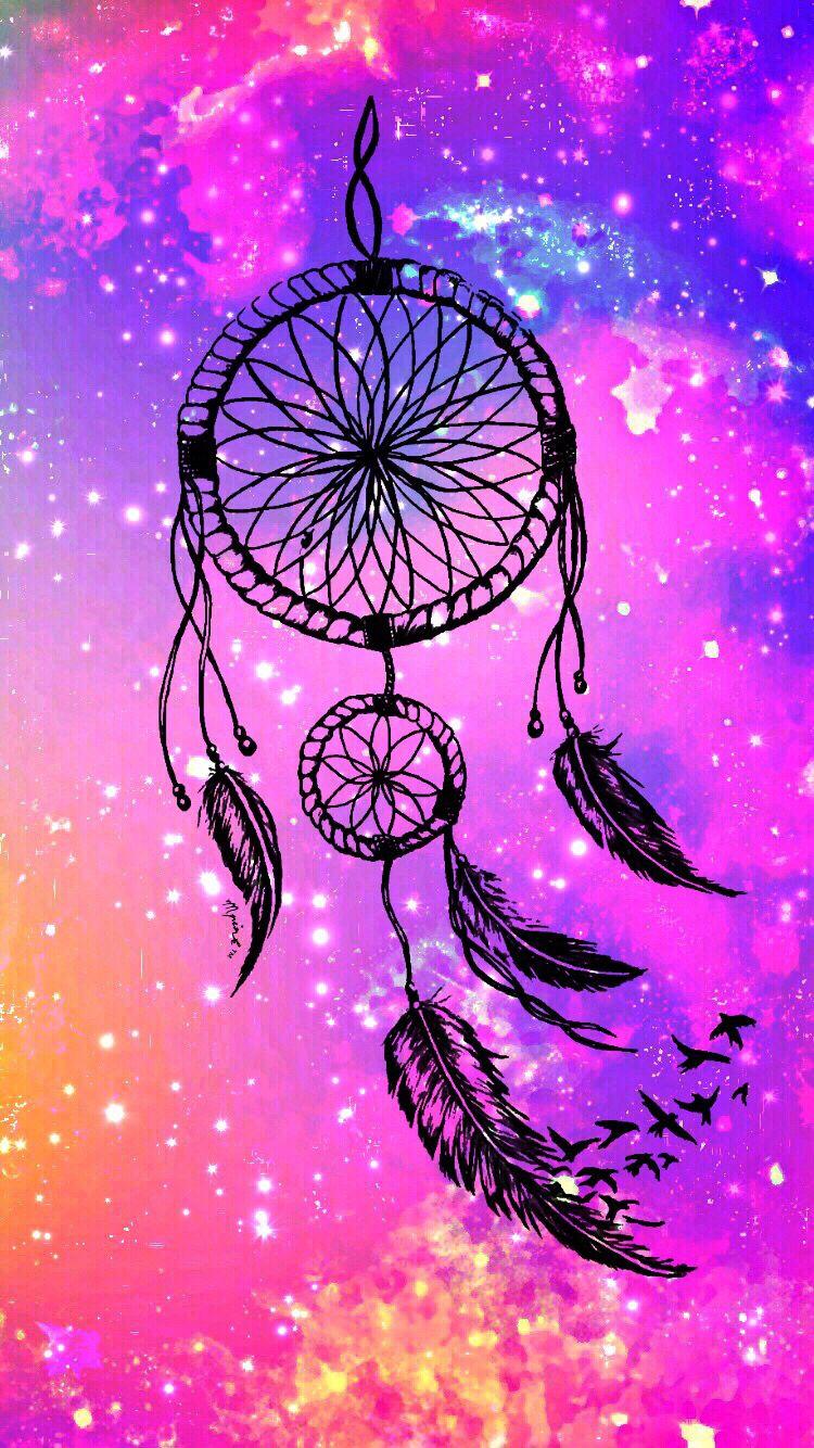 Dream catcher Galaxy Wallpaper Dreamcatcher wallpaper