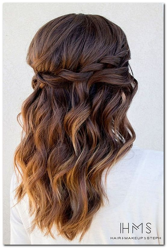 Wedding Hairstyles Half Up and Half Down: How To and 100+ Photos ...