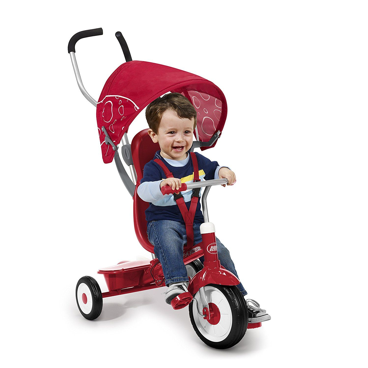 The Best Toddler Tricycle For 2 And 3 Year Old The 4 In 1 Trike