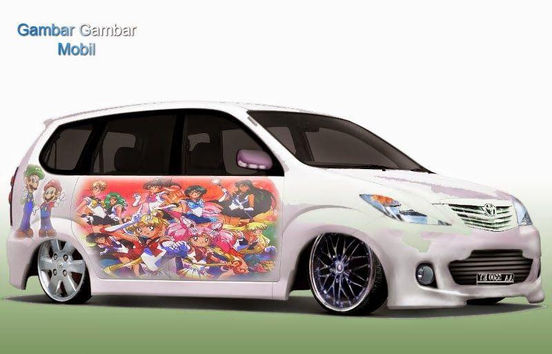 Gambar Mobil Avanza New Gambar Gambar Mobil Mobil Mobil Ceper Mobil Modifikasi