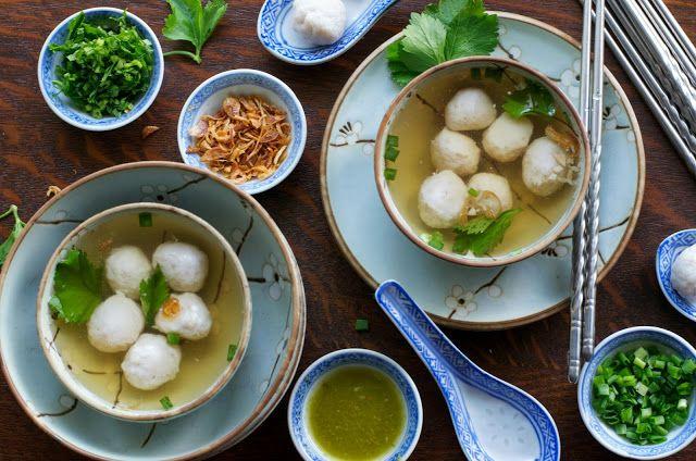 Membuat Bakso Ikan Kenyal Home Made Springy Fish Ball Resep Masakan Masakan Korea Memasak