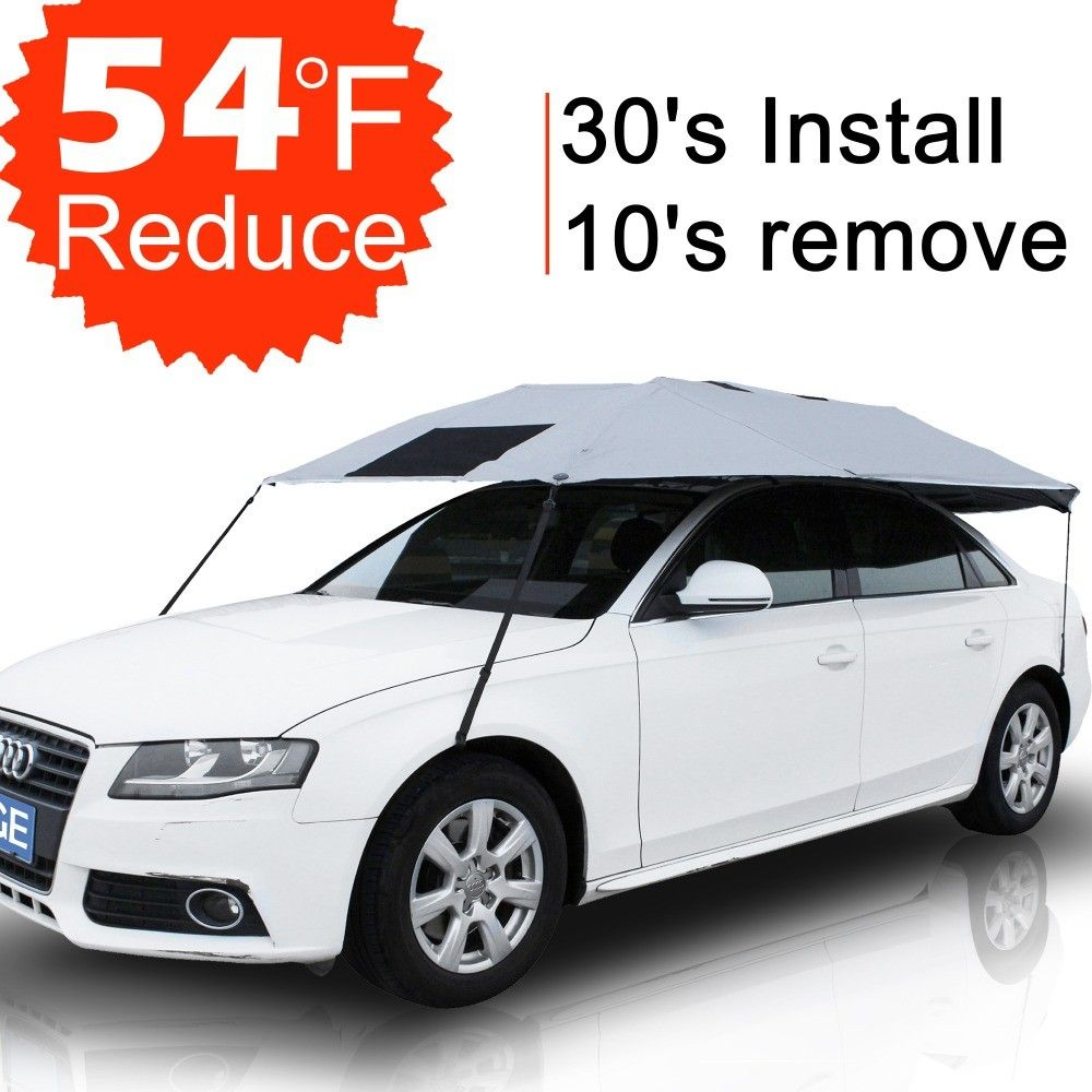 Check out this product on Alibaba.com App:Luxury Front windshield shades awning folding portable car garage design https://m.alibaba.com/rieyYv