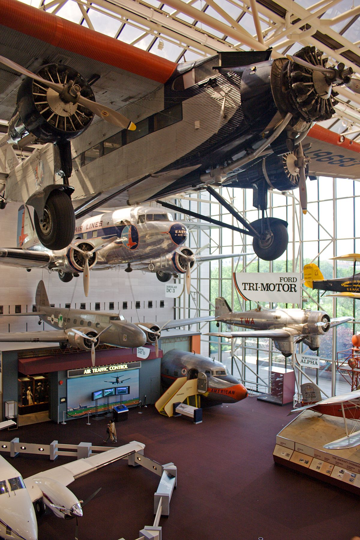 National Air Space Museum Smithsonian Institution Washington
