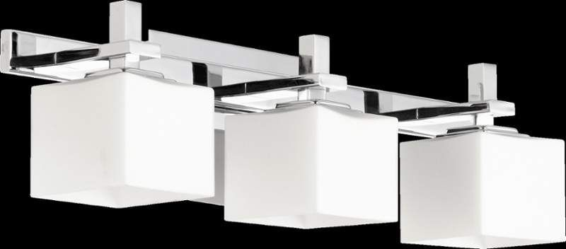 Quorum International 5365-3 | Bathroom vanity lighting ...