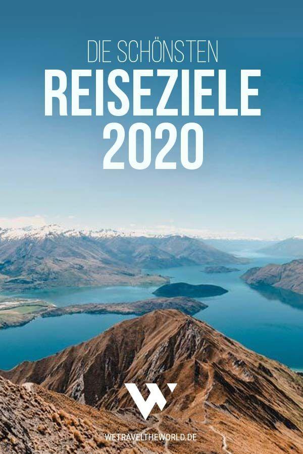 Photo of Reisetipps 2020: 25 Reiseziele, die 2020 auf deiner Bucket List stehen sollten