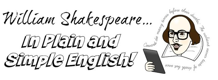 This app puts Shakespeare plays into plain and simple