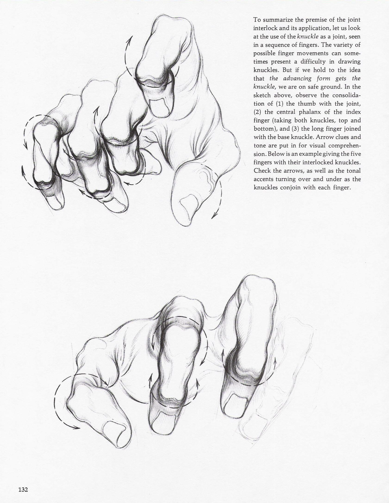 Soullesshusk The Hands From Dynamic Figure Drawing By Burne