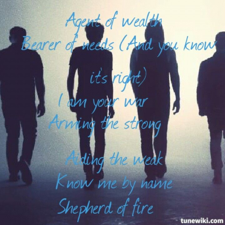 My Lyric Art To Shepherds Of Fire By Avenged Sevenfold Me Too