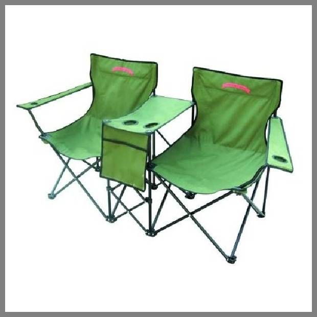 Charmant Camping Chair For Two.