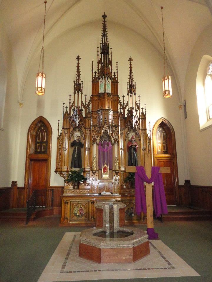 Catholic Talking Points St Bonaventure Monastery In Detroit Built In Saint Bonaventure Bonaventure Father Solanus Casey