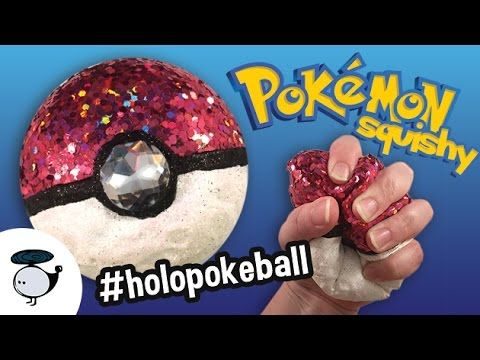 Holo glitter pokeball deco squishy diy pokemon tutorial youtube holo glitter pokeball deco squishy diy pokemon tutorial youtube solutioingenieria Gallery