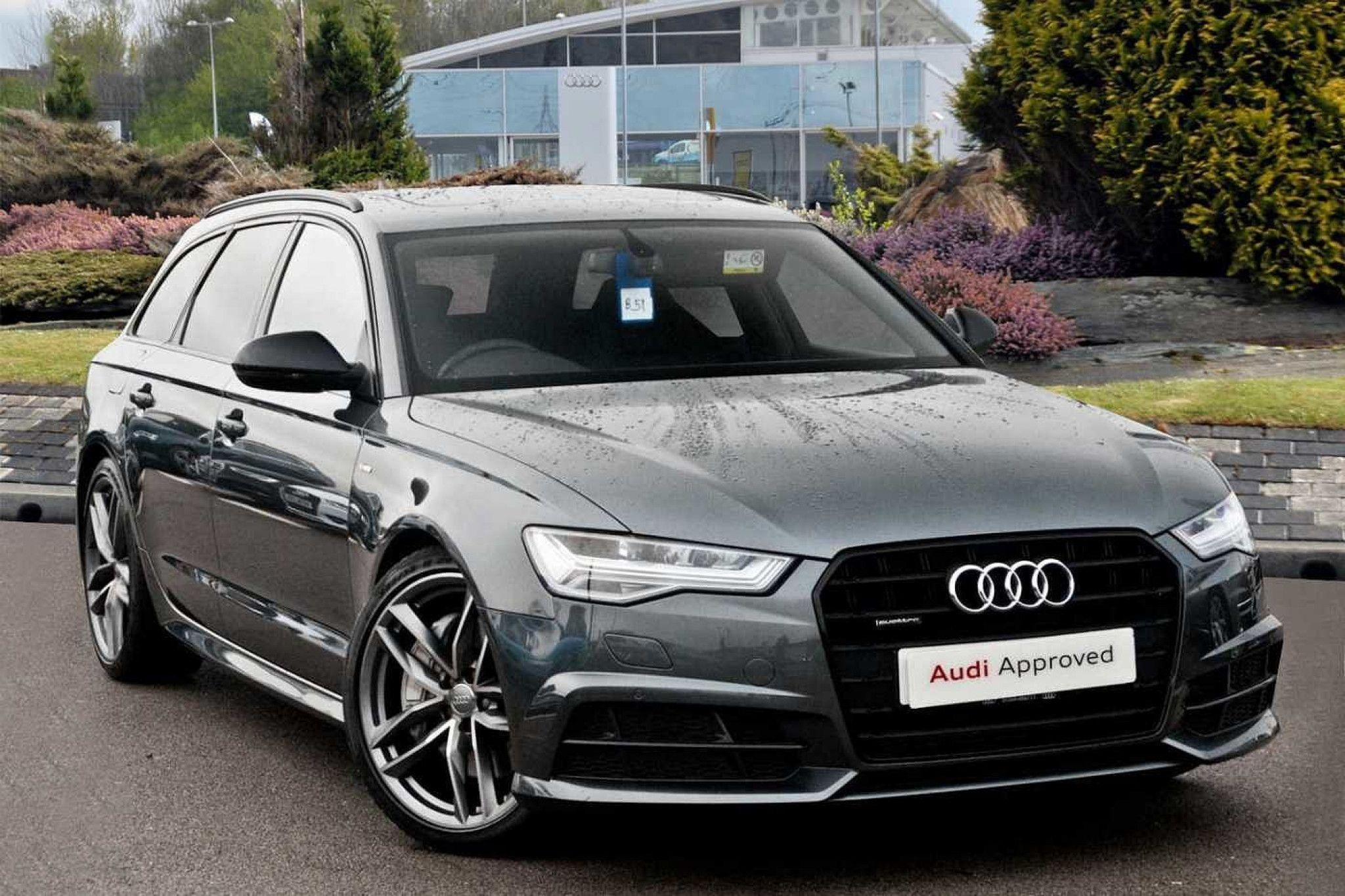 Audi A6 Avant Avant Black Edition 3 0 Tdi Quattro 320 Ps Tiptronic For Sale Audi A6 Avant Audi A6 Audi