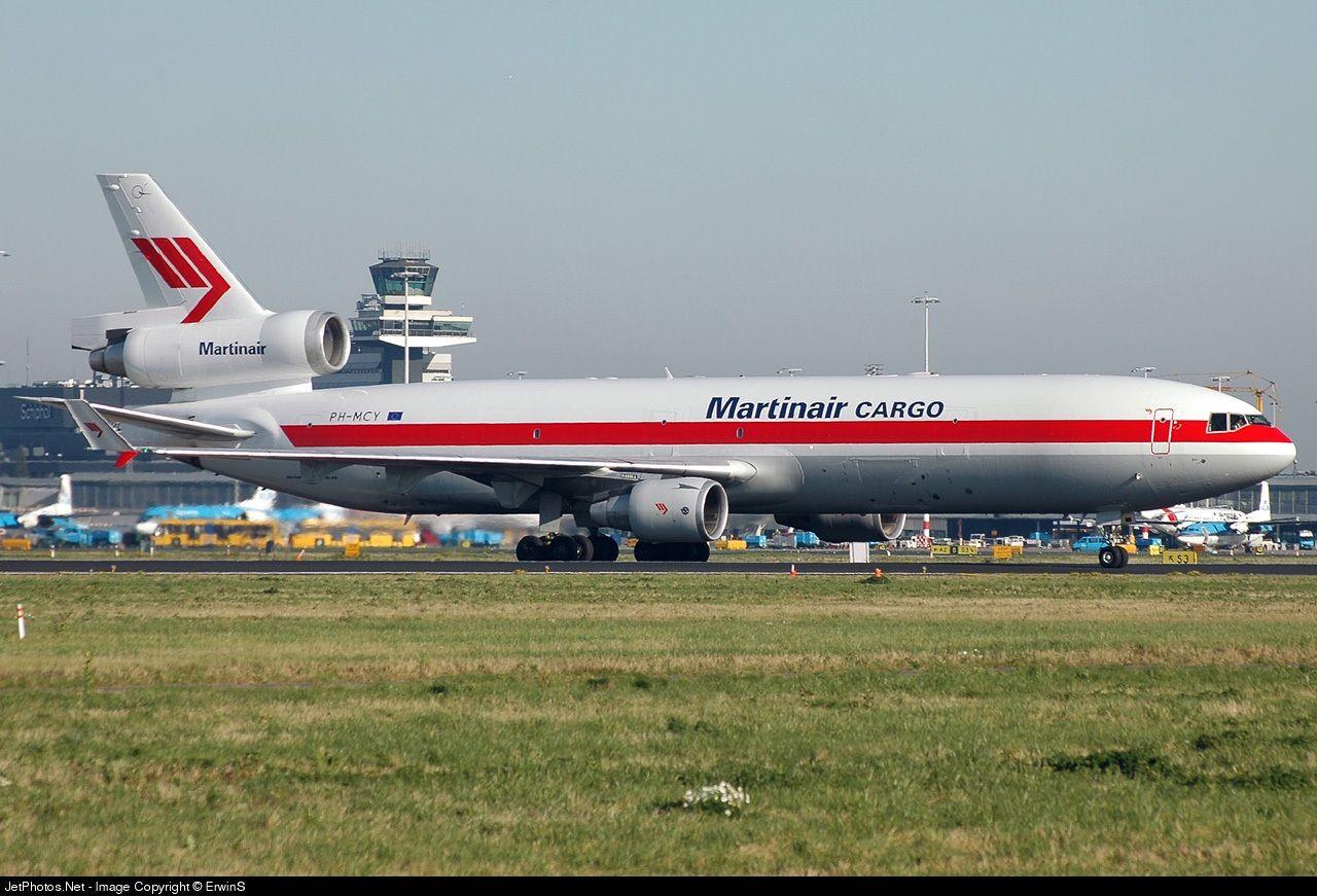 Martinair Cargo McDonnell Douglas MD-11(F)