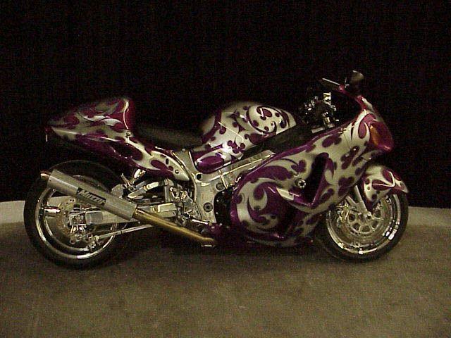 biker boyz   biker boyz Suzuki Hayabusa GSX1300R   WILD ...