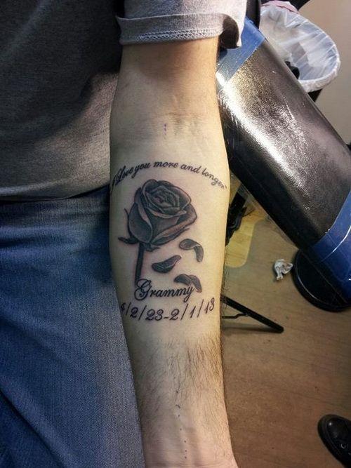 Best Memorial Tattoo Ideas Tattoo Designs Ideas Men Women Memorial Tattoos Memorial Tattoo Designs Remembrance Tattoos
