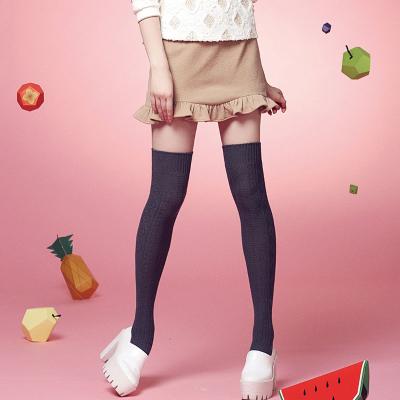 New Arrival Women Wool Knit Skrit Solid Color High Waist Slim Wrap Hip Mini Flounced Skirt