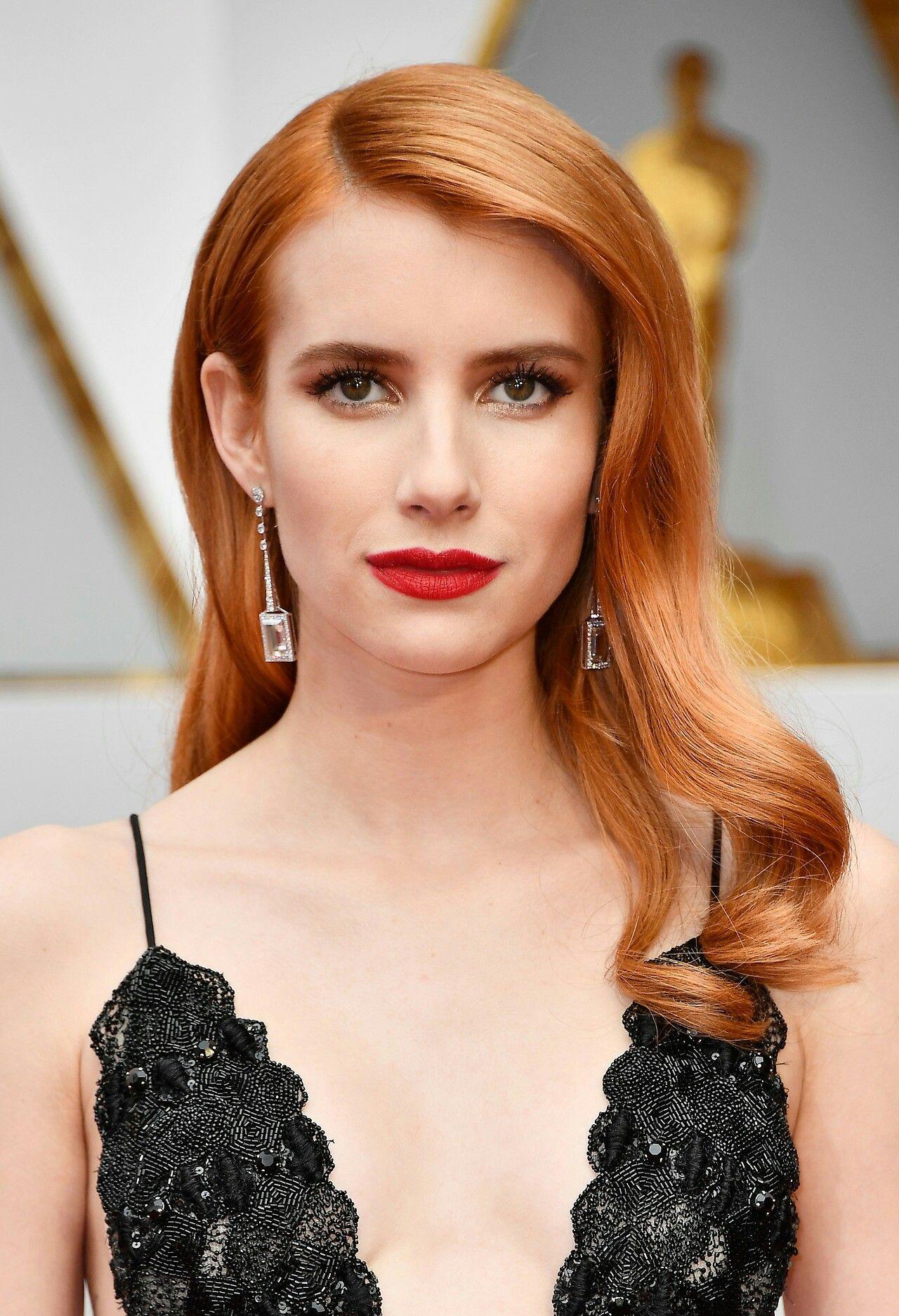 Emma Roberts Rocks Old Hollywood Glam With A Modern Twist photo