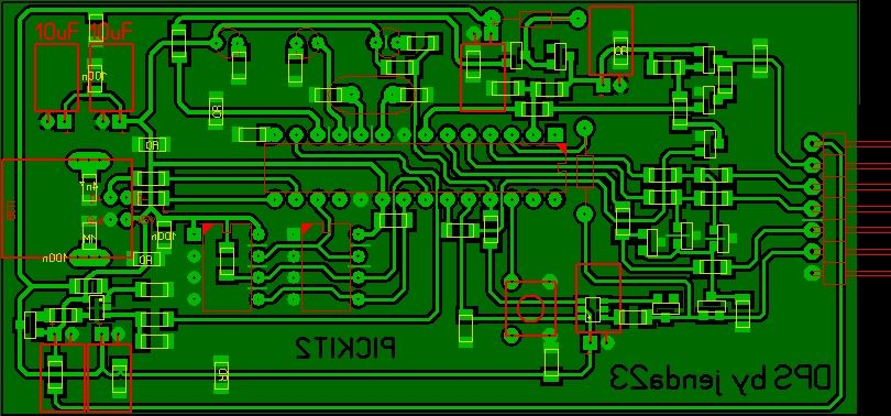 PICKit 2 CLONE Reeves in 2019 Diy electronics, Design, Electronics