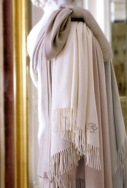 Cashmere Throws...