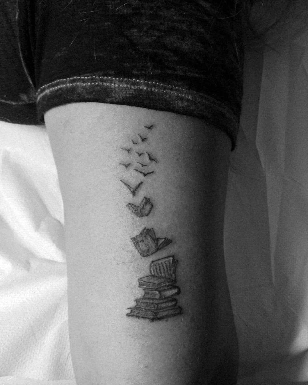 9eaa1b9b1 Amazing 30 Freedom Symbol Tattoo Ideas You Need On Your Body | TaTT ...