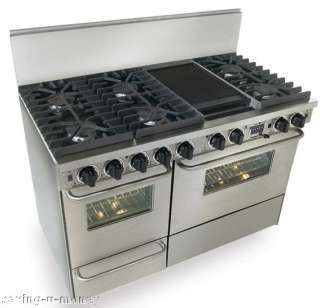 Attirant Kitchenaid 48 Range | Electric STAINLESS Home Garden Major Appliances  Ranges Cooking .