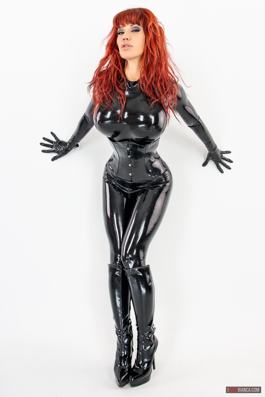 Bianca Beauchamp Sexy Hot Black Phatphatiya Rider