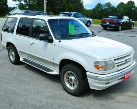 1998 ford explorer limited suv for 800 only in maine cheap cars for sale ford ford. Black Bedroom Furniture Sets. Home Design Ideas