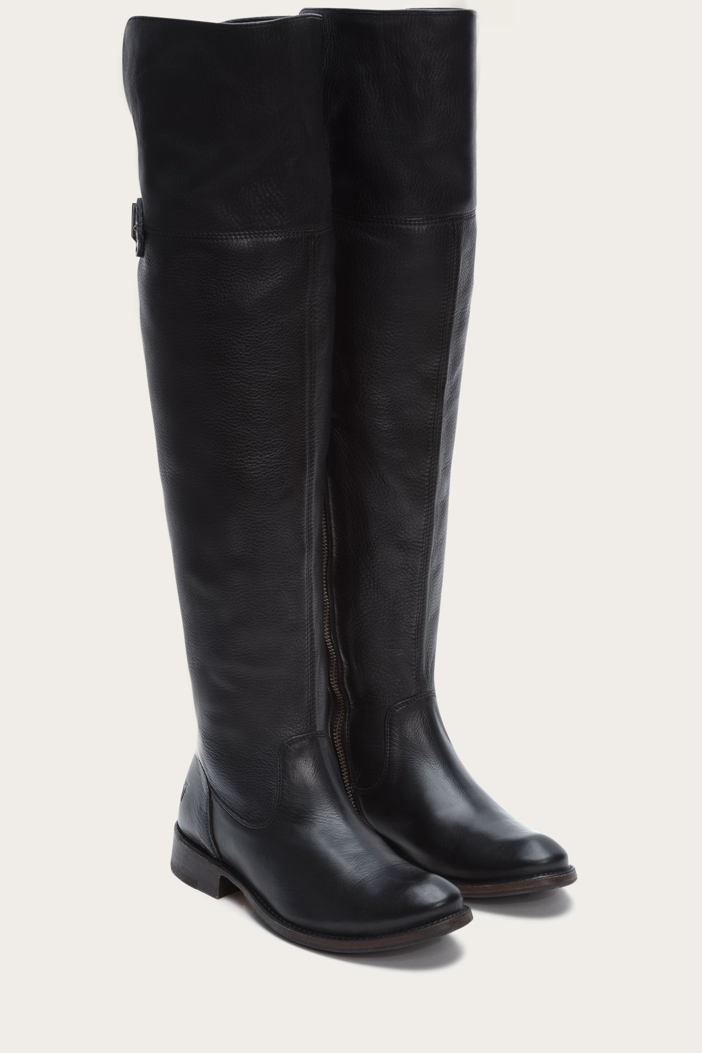 Shirley Otk Wide Black Frye Boots Over The Knee Boots Otk Boots Outfit