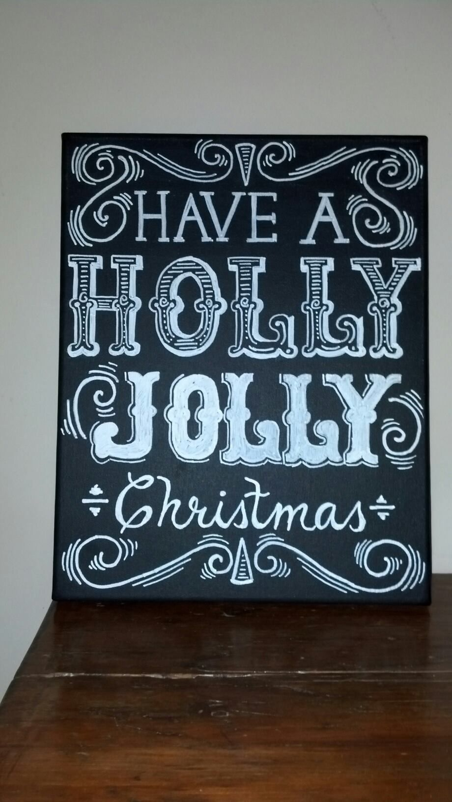 """Quote: Have a Holly Jolly Christmas. I think I might add a """"Y'all"""" on the end. Just because."""