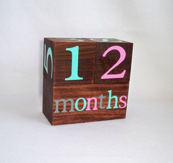 Hey, I found this really awesome Etsy listing at https://www.etsy.com/listing/243060189/wooden-baby-age-blocks-photo-prop-months