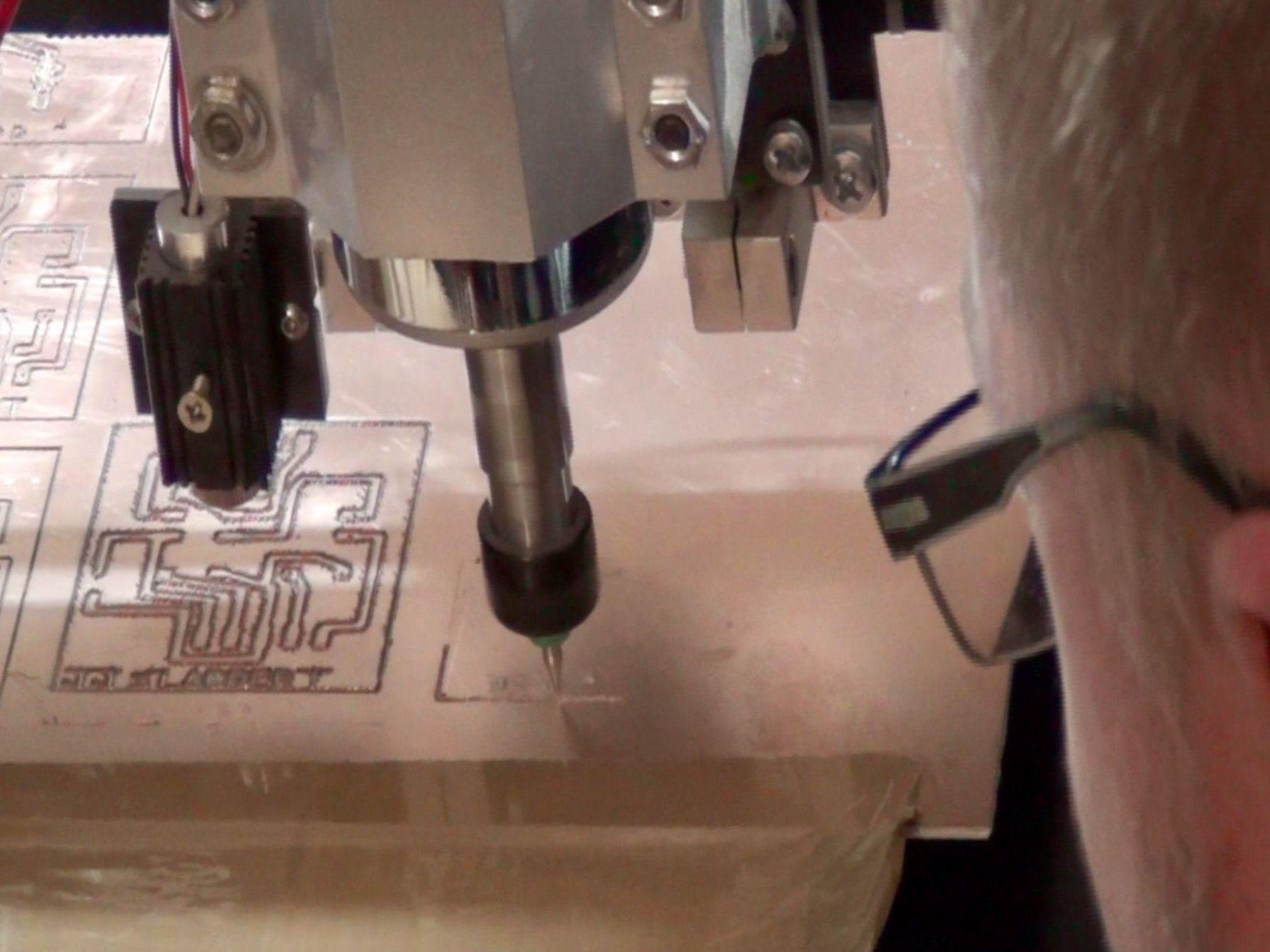 PCB Engraving | MillRight CNC