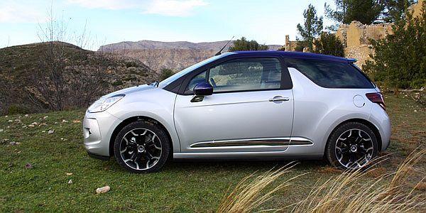 New Citroen DS3 Cabrio