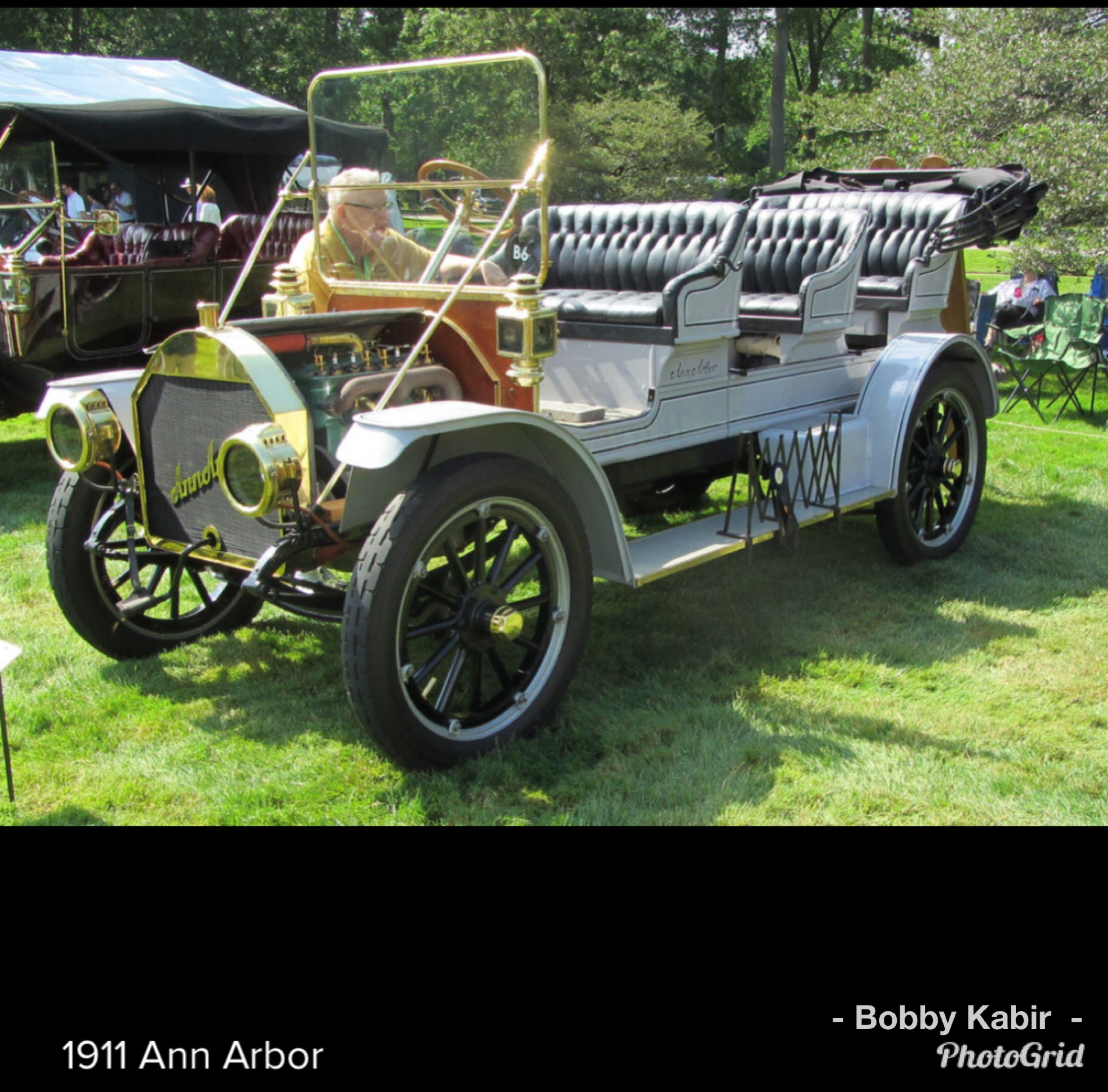 1911 Ann Arbor by John Lloyd on Flickr | Old time cars | Pinterest ...