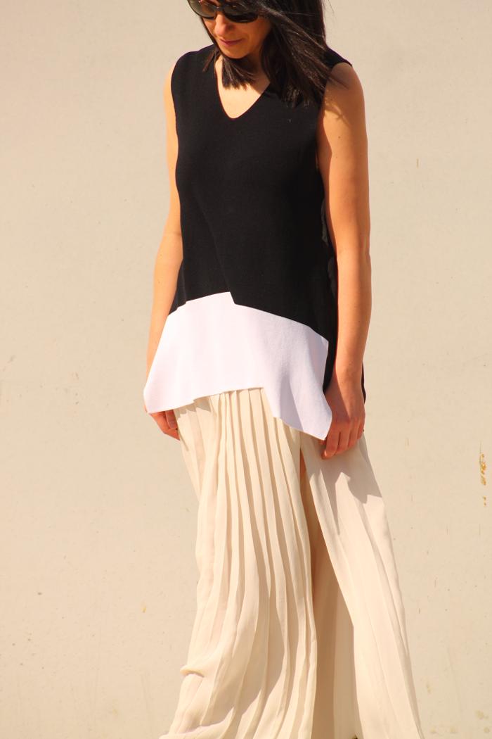 #long #style #massimodutti #skirt #fashion #fashionblogger #fashionblog #trends #cute #top