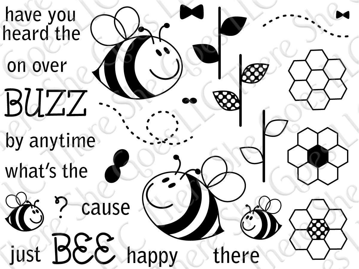 Bee Happy TSG#Repin By:Pinterest++ for iPad#