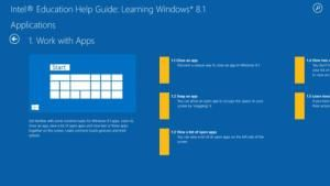 Learn the ins and outs of windows 81 with this great app from apps malvernweather Images