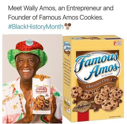 wallace wally amos jr